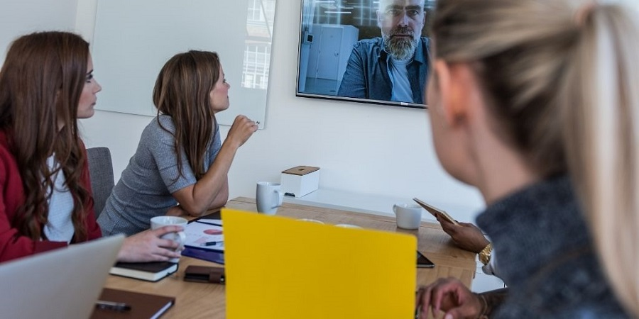 Coworking Space Meeting Rooms and Video Conferencing   CloudVO